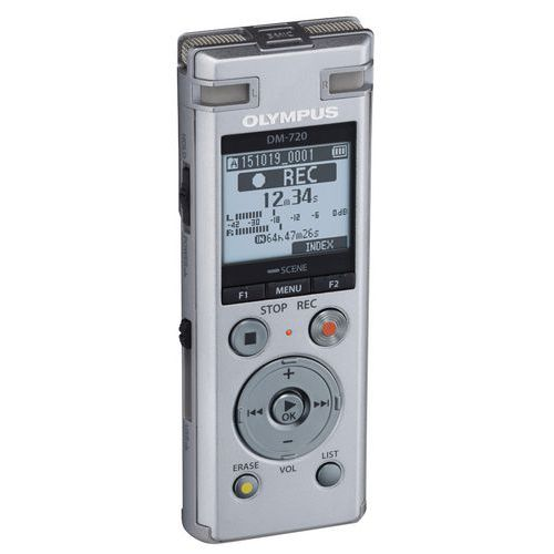Dictafone numérico – Olympus – DM-720