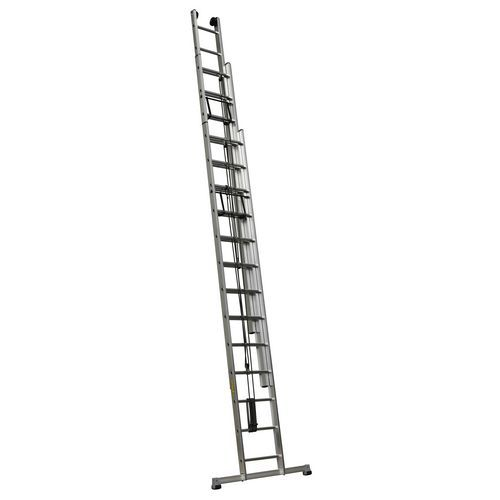 Escada extensível com corda PRC3 – 3 secções