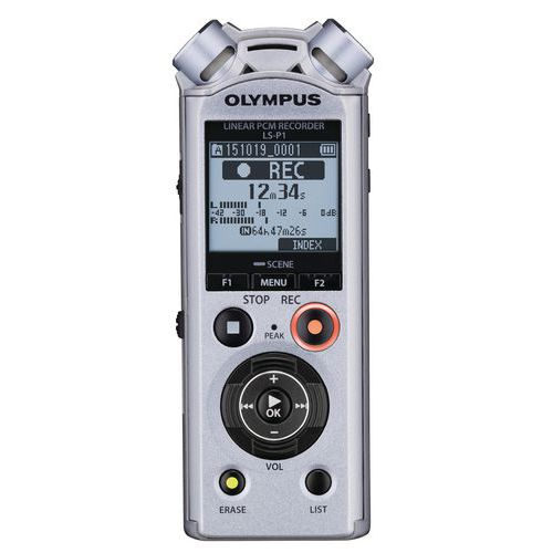 Dictafone digital – OLYMPUS – LS-P1