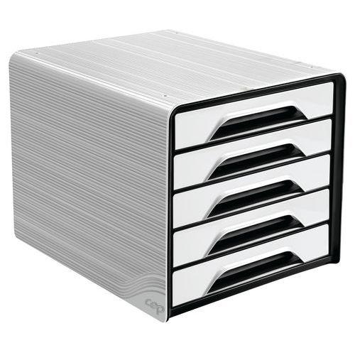 Módulo de arquivo com 5 gavetas – Smoove – CEP