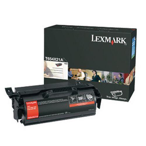 Toner - T654 - Lexmark