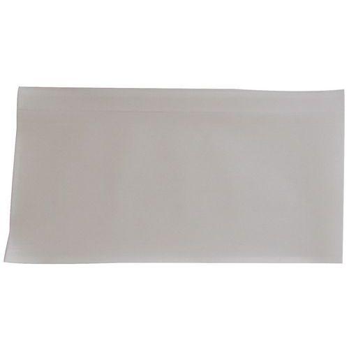 Envelope porta-documentos reforçado Pac-List – Sem impressão