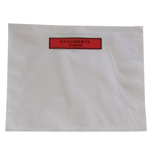 Envelope porta-documentos reforçado Éco-List – A4 – Com e sem impressão