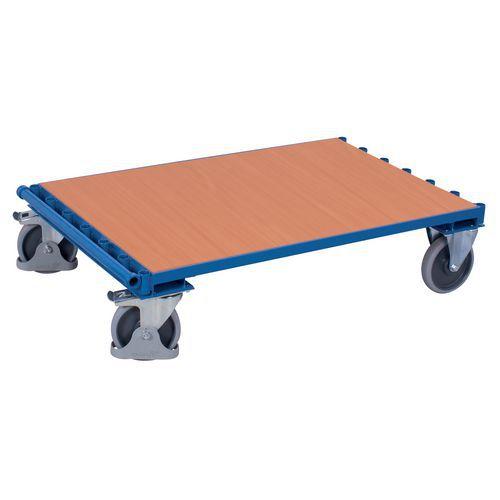 Carro porta-painéis ergonómico sem taipal – Capacidade de 500kg