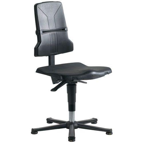 Cadeira de oficina Bimos Sintec ESD – Baixa – Com calços