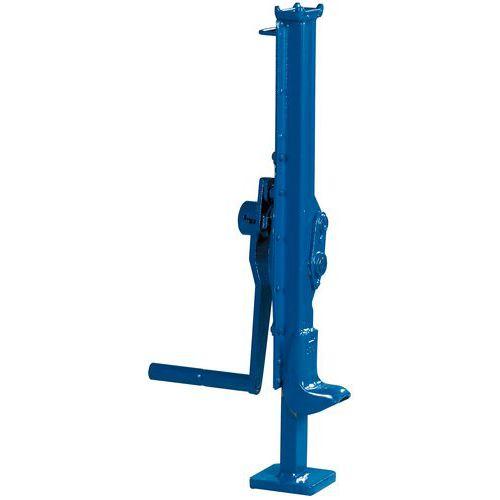 Macaco hidráulico - Capacidade de carga de 3 a 16 toneladas