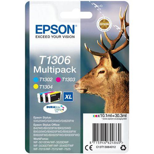 Cartucho de tinta - T130x - Epson