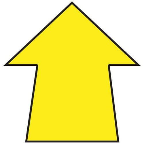 Elemento de marcação de pavimento – Seta ou cruz – Manutan