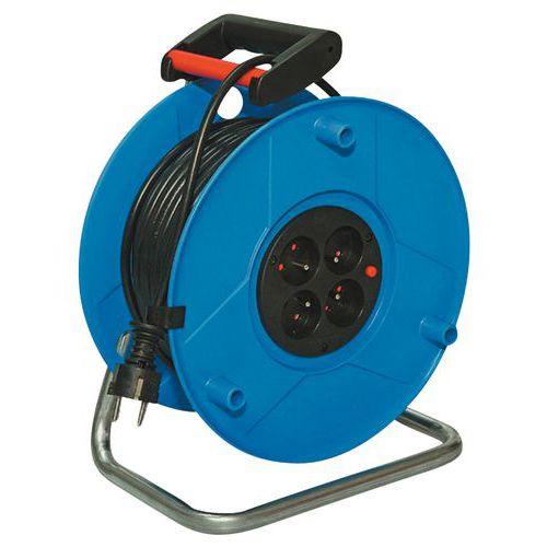 Enrolador de cabo elétrico standard - 25 a 50 m
