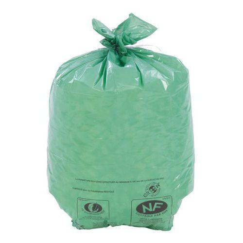 Saco do lixo - PEBD Reciclado  - 30 e 50 L