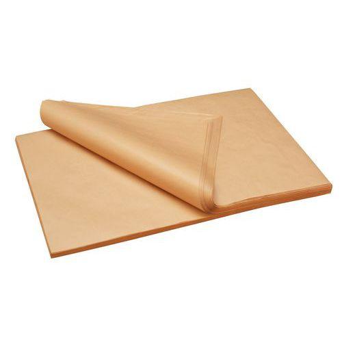 Folha de papel kraft