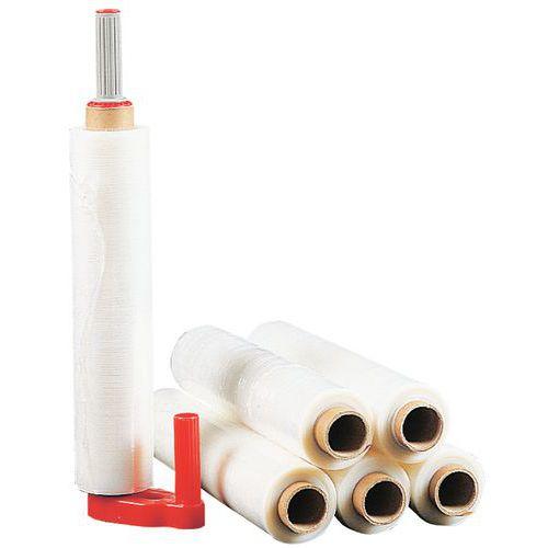 Kit de película com desenrolador plástico - Manutan