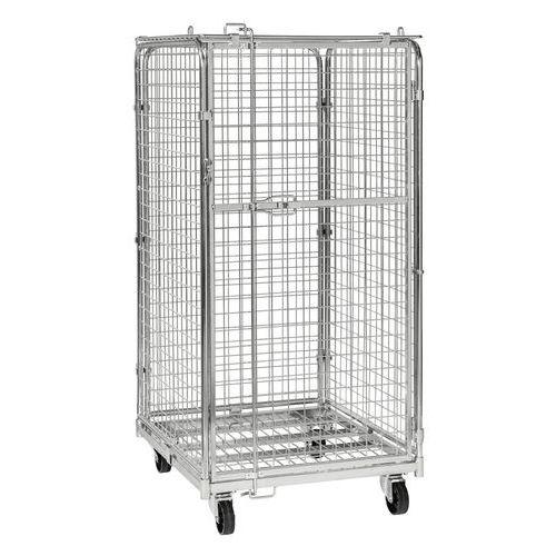 Contentor de segurança móvel – Capacidade de 400kg