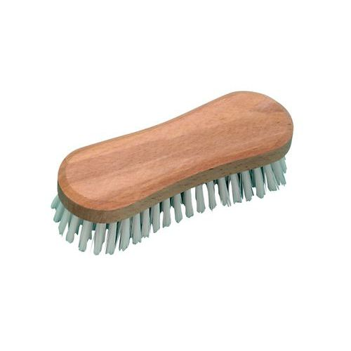 Escova de lavar em madeira