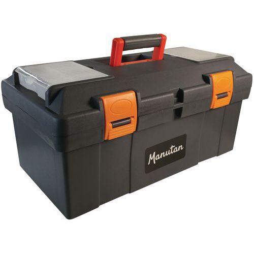 Caixa de ferramentas plástica - Manutan