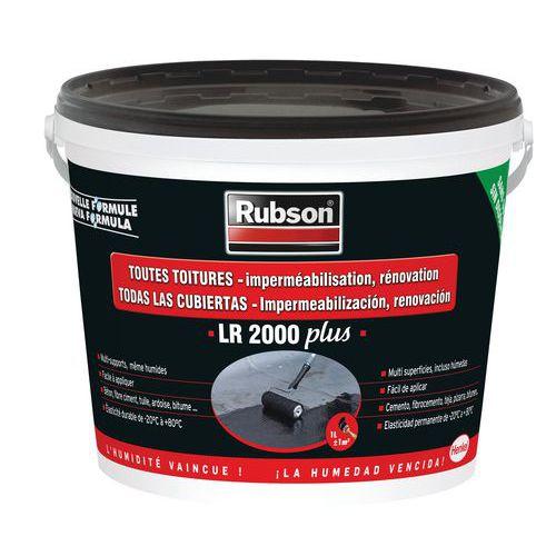 Revestimento impermeável para tetos – Rubson LR 2000 – Cinza