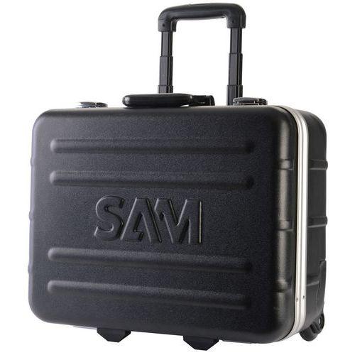 Mala com rodas com 136 ferramentas SAM
