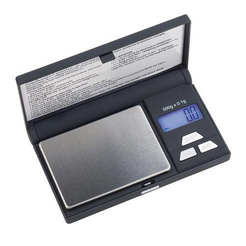 Balança de bolso Ohaus - Capacidade 0.1 a 0.5 kg