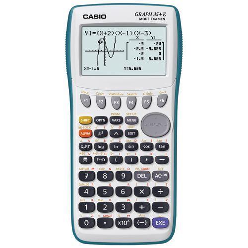 Calculadora gráfica – GRAPH 35+E – Casio
