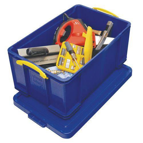 Caixa de arrumação - Comprimento 710 mm - Opaco