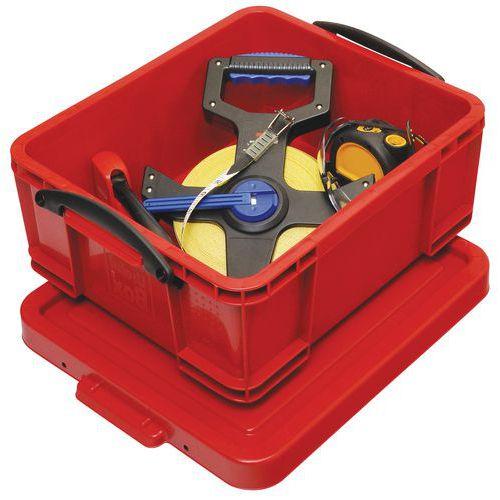 Caixa de arrumação - Comprimento 480 mm - Opaco
