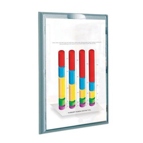Painéis de exposição de fixação – Paperflow
