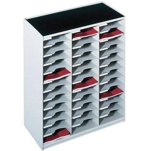 Bloco-classificador - 36 compartimentos - Paperflow