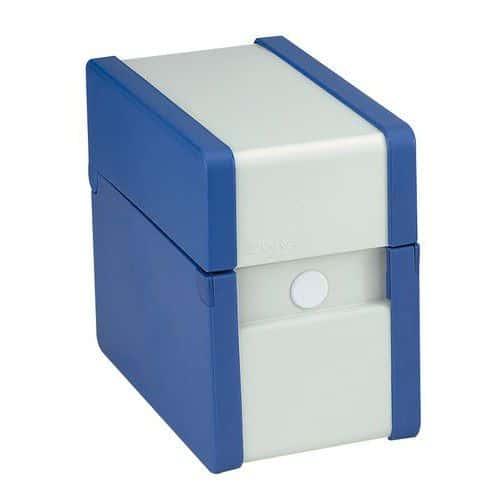 Caixa para fichas para indexação - Em altura - Acco