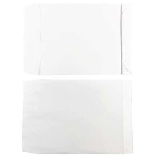 Caixa de 50 ou 250 envelopes com foles em papel velino branco – GPV