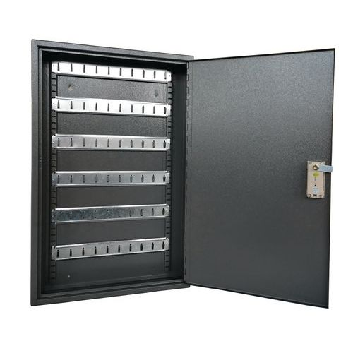 Chaveiro com fechadura por código