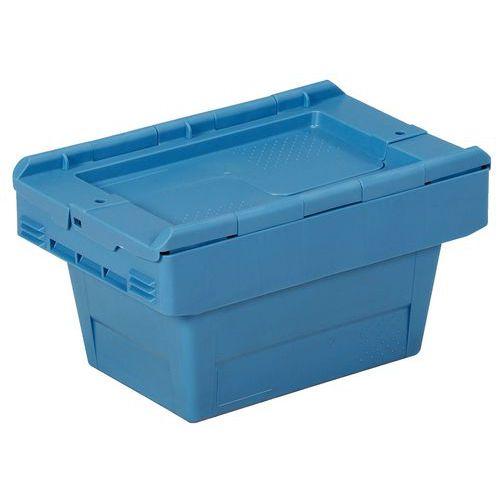 Caixa multifunções com tampa de dupla aba - Comprimento: 310 mm