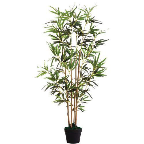 Planta artificial em forma de bambu 120 - 160 cm
