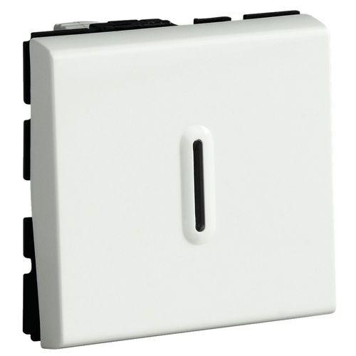 Interruptor - Gama Mosaic - Botão de pressão