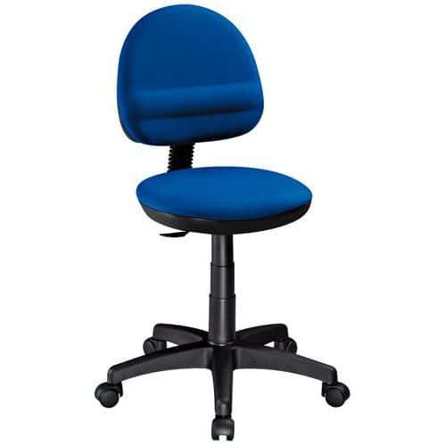 Cadeira baixa Budget – Ergonómica