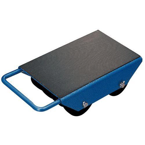 Base rolante roletes fixos - Capacidade 1000 a 6000 kg