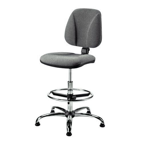 Cadeira alta de desenhador