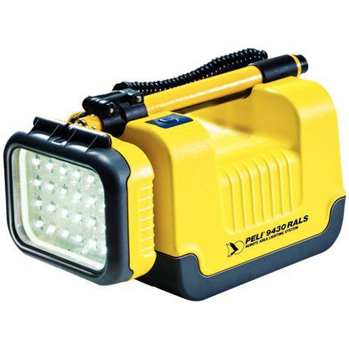 Projetor LED portátil ultrapotente - Peli 9430 - 3000 lm
