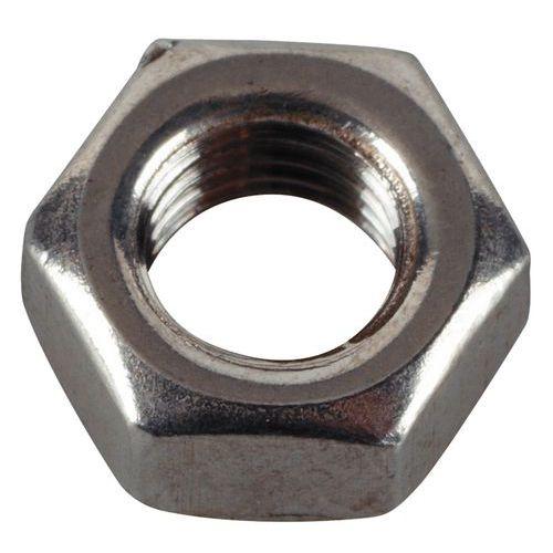 Porca sextavada DIN 934, aço, A2 direito