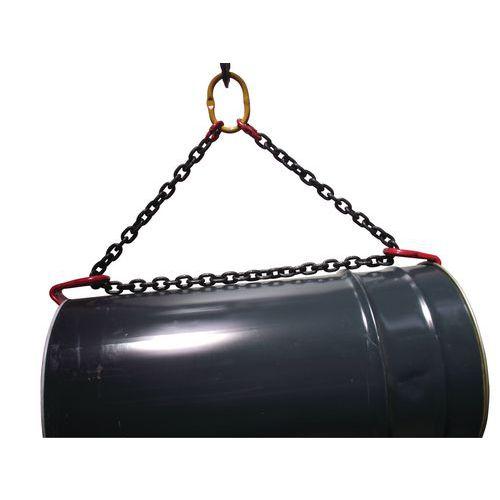 Linga para bidões - Capacidade de 500 a 1000 kg - Standard