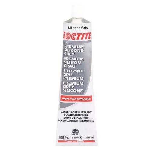 Junta metálica flexível Loctite® silicone cinzento
