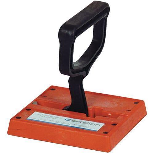 Garra magnética - Capacidades 30 a 140 kg