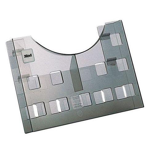 Caixa para brochuras de parede Helit A5/A6