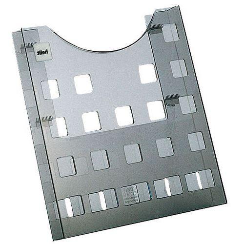 Caixa para brochuras de parede Helit A4