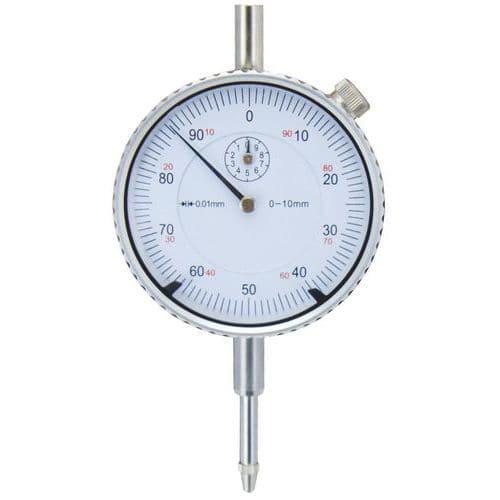 Comparador mecânico de 0-10 mm – Manutan