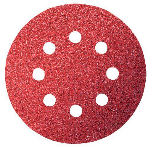 Disco abrasivo para lixadora excêntrica - Grão 120