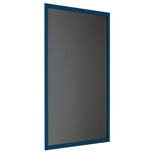 Moldura para cartaz Castor - Azul