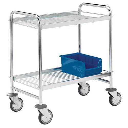 Carro desmontável - Capacidade 150 kg