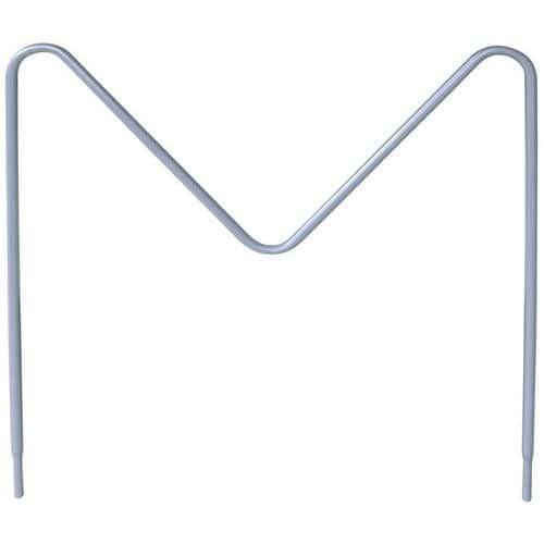 Divisória de prateleiras para estante de grande largura Easy-Fix Plus