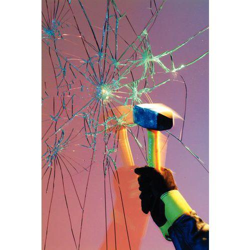 Película de segurança para vidros com mais de 3m²