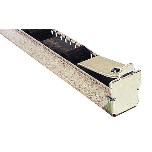 Batente de travagem para calhas de roletes e rolos de plástico para cargas pesadas – Bito